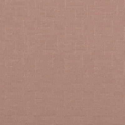 gładka - len - brązowy