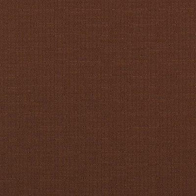 gładka - len - ciemny brązowy