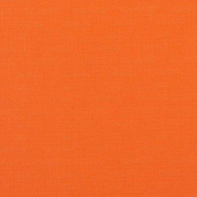 gładka - len - czerwono pomarańczowy