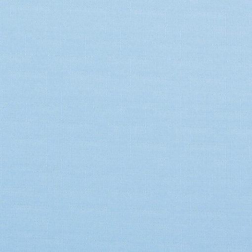 gładka - len - jasny niebieski