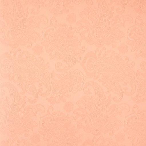 żakardowa - arabeska - jasny róż