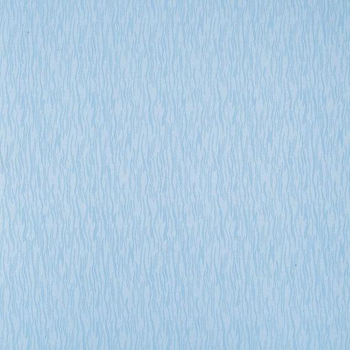 żakardowa - lazur - jasno niebieski