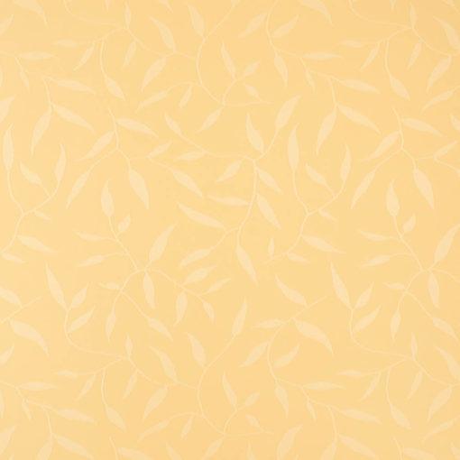 żakardowa - natura - jasny żółty