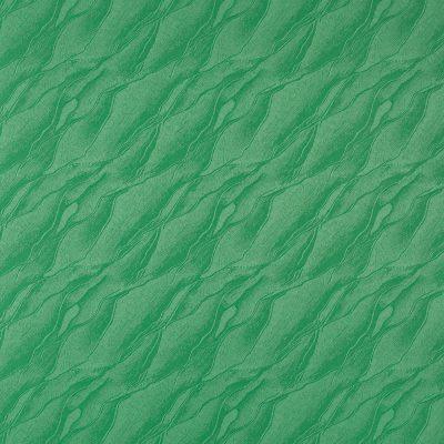 żakardowa - woda - zielony